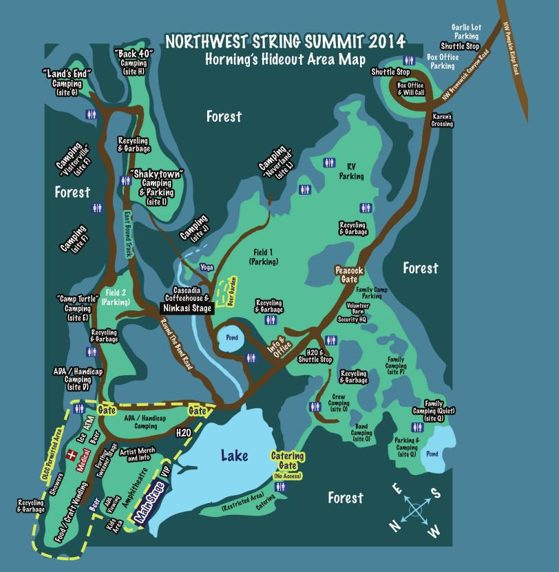 2014 NWSS Map